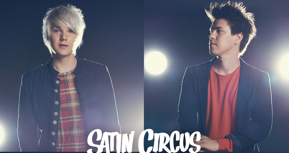Satin Circus debut album